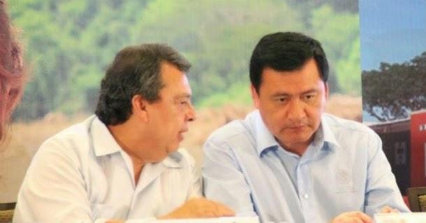 Piden reunión de Osorio Chong con gobernador de Guerrero