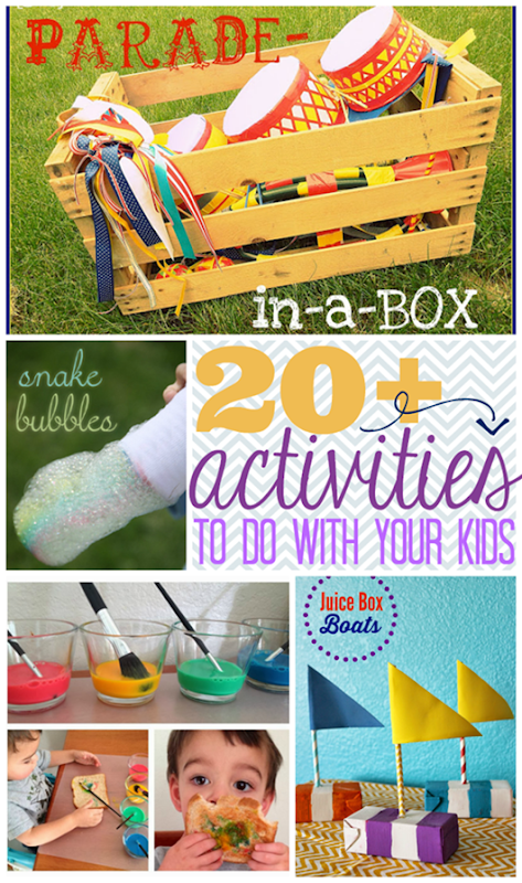 Over 20 Activities to Do with your Kids at GingerSnapCrafts.com #kidactivities #kidscrafts #diy #linkparty #features[7]