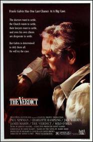 The Verdict - poster