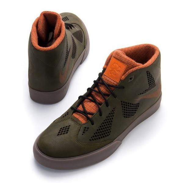 Nike LeBron X NSW Lifestyle NRG 8220Dark Londen8221 607826300
