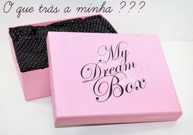 my drem box, caixinha my drem box