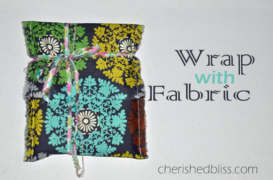 Wrap with Fabric MAIN
