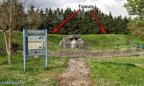 Dolmen de Eguilaz - Álava