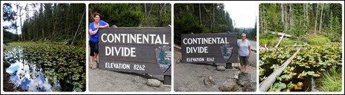 Many Waters Yellowstone Continental Divide