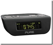Pure Siesta Clock Radio