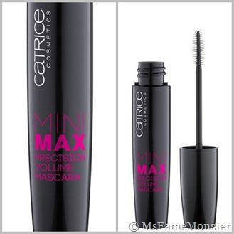 Mini Max Volume Mascara - 10 Black fertig