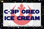 c3p oreo ice cream