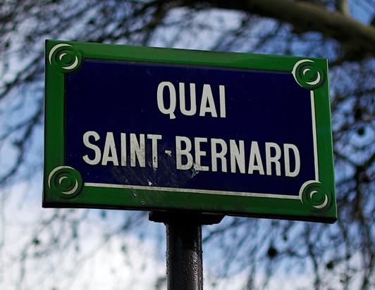 Quai Saint Bernard Paris