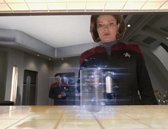Janeway and the Replicator