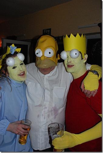 disfraz de los Simpson todohalloween (6)
