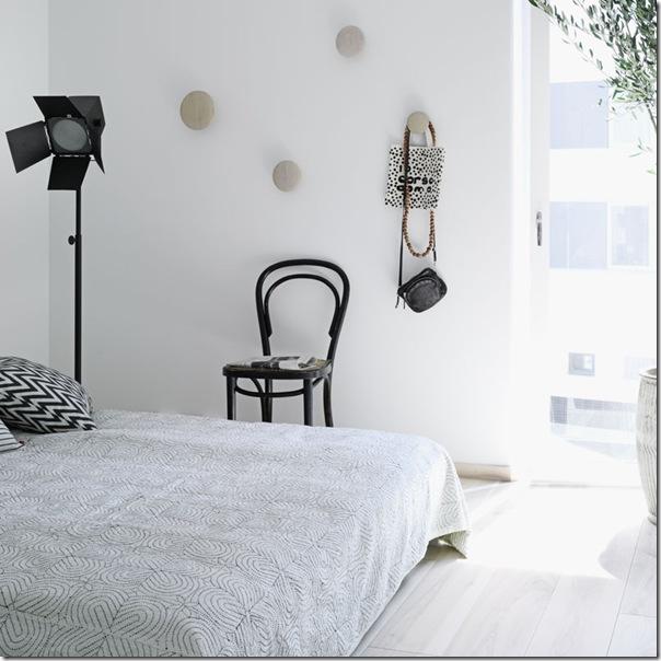 case e interni - stile minimal contemporaneo - grigio - legno decapato (6)