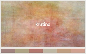 color of kristine