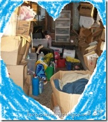 cluttery heart