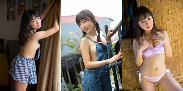 Tani Hatsuho_gravure idol_japanese girl
