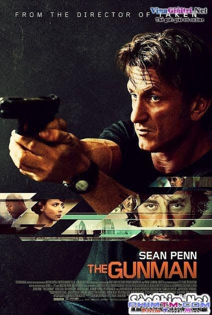 Xạ Thủ -  The Gunman 2015