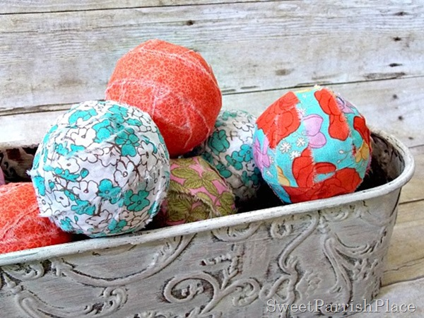 Fabric Covered Balls3