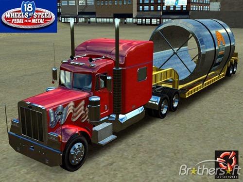 Juegos de Camiones 18 WOS Pedal to Metal 2