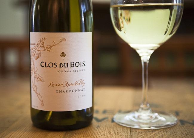 2009 Clos Du Bois Sonoma Reserve Russian River Valley Chardonnay-1