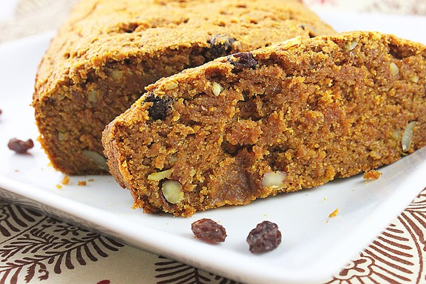 carrot bread 1