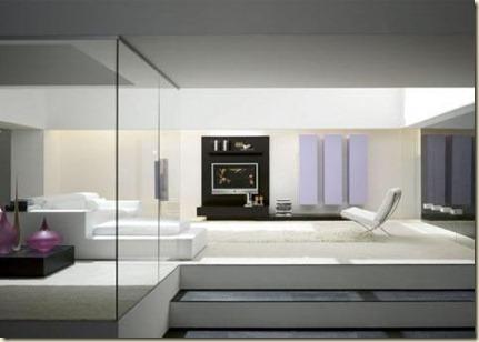 Salas Modernas Minimalistas 3