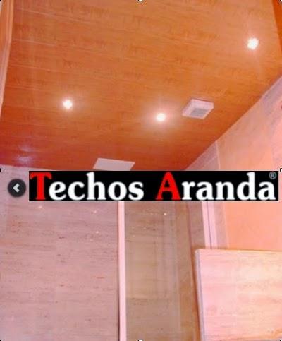 Falsos techos de aluminio Alicante