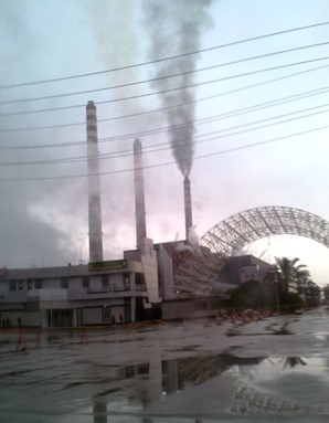 Smoke Stack Ahwaz 3