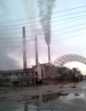 Smoke Stack Ahwaz 3