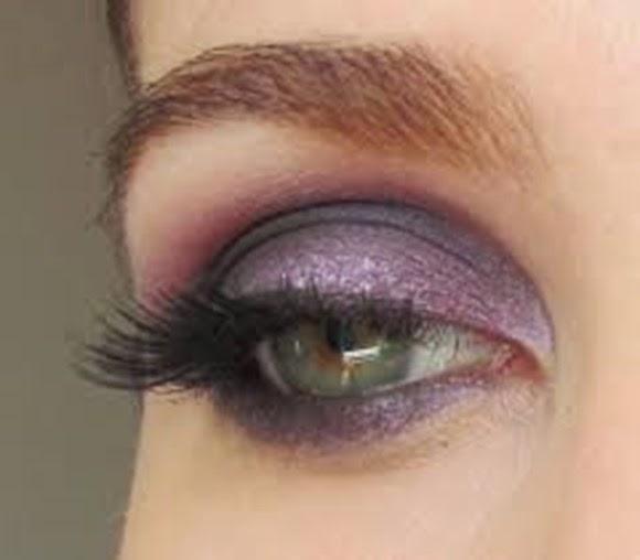 lilás e roxo