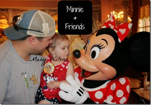 Many Waters Minnie & Friends