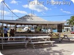 005 Tiki Bar, Prickly Bay