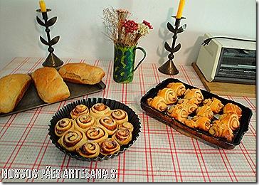 Dia das Mães e Pão da pousada 013