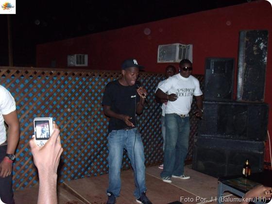 Quintal do Rap (1a Edição - Fotos) - Balumukenu
