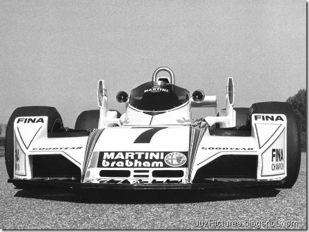 Alfa Romeo Brabham Formula 12