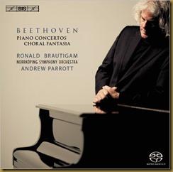 Beethoven concierto piano 2 Brautigam Parrott