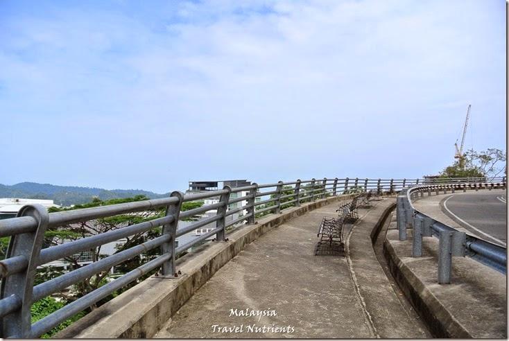 亞庇艾京生鐘樓 訊號山觀景台 (22)