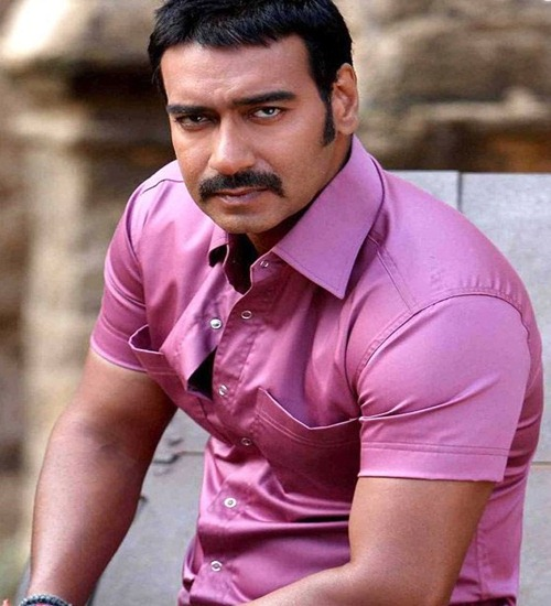 Ajay Devgan Singham Movie Wallpapers | Singham Film 2011 : Singam Kajal Aggarwal Latest Wallpapers : bollywood star ajay devgan in singham