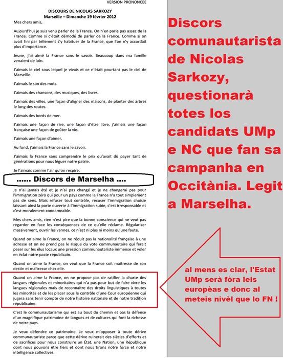 discors de Marselha NS