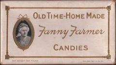 Fanny Farmer candy box