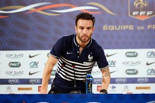 France – Valbuena: «Rien n'est acquis»