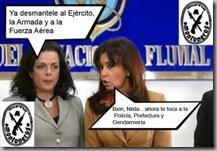 Nilda y Cristina