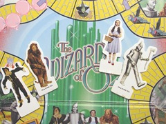 wizard of oz board game pieces2