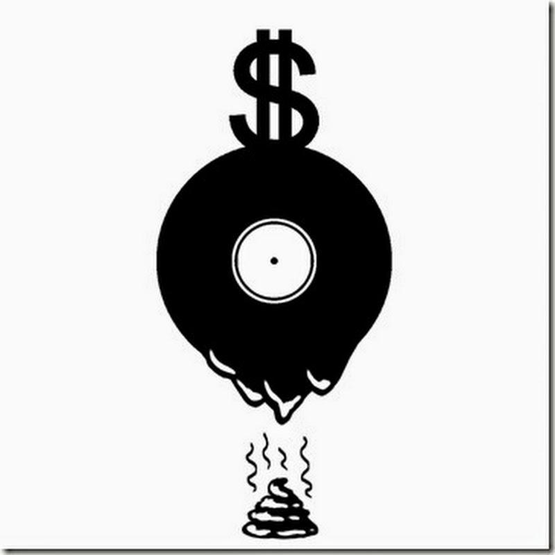 O golpe semântico da indústria da música
