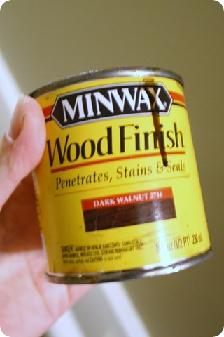 minwax wood stain