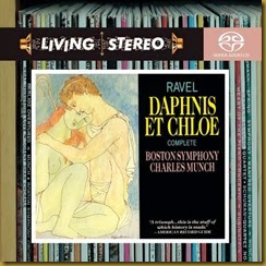 Munch Ravel Daphnis SACD