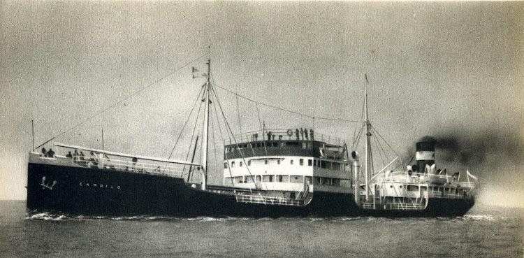 El primer CAMPILO en pruebas de mar. Del libro La Maquinista Terrestre y Maritima. 1.856-1.944..JPG