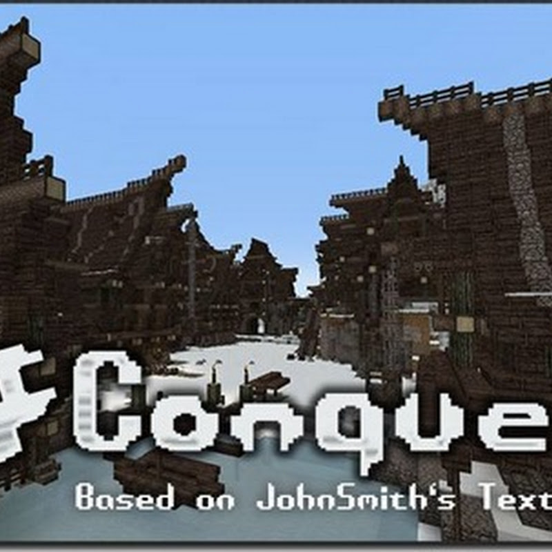 Minecraft 1.5 - Conquest Texture pack 32x