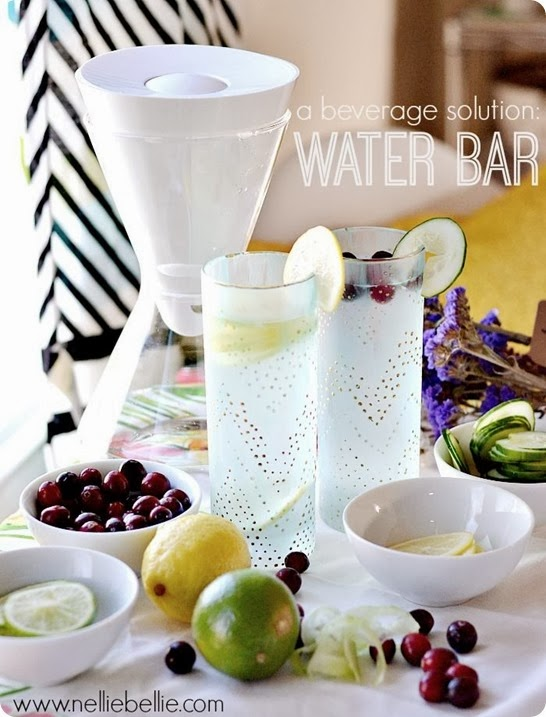 WATER BAR FROM NELLIE BELLIE