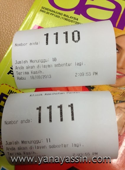 HIV TEST Kahwin 114