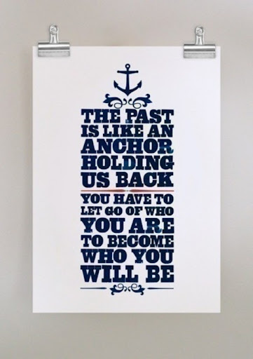 the_past_is_like_an_anchor_holding_us_back_inspiring_quote_quote