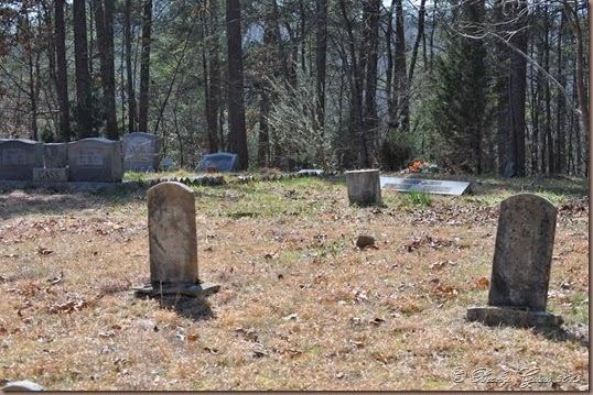 03-23-14 Tinker Gass Georgia Cemeteries 03